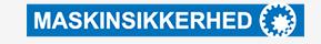 Maskinsikkerhed - Logo