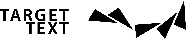 TARGET TEXT - Logo