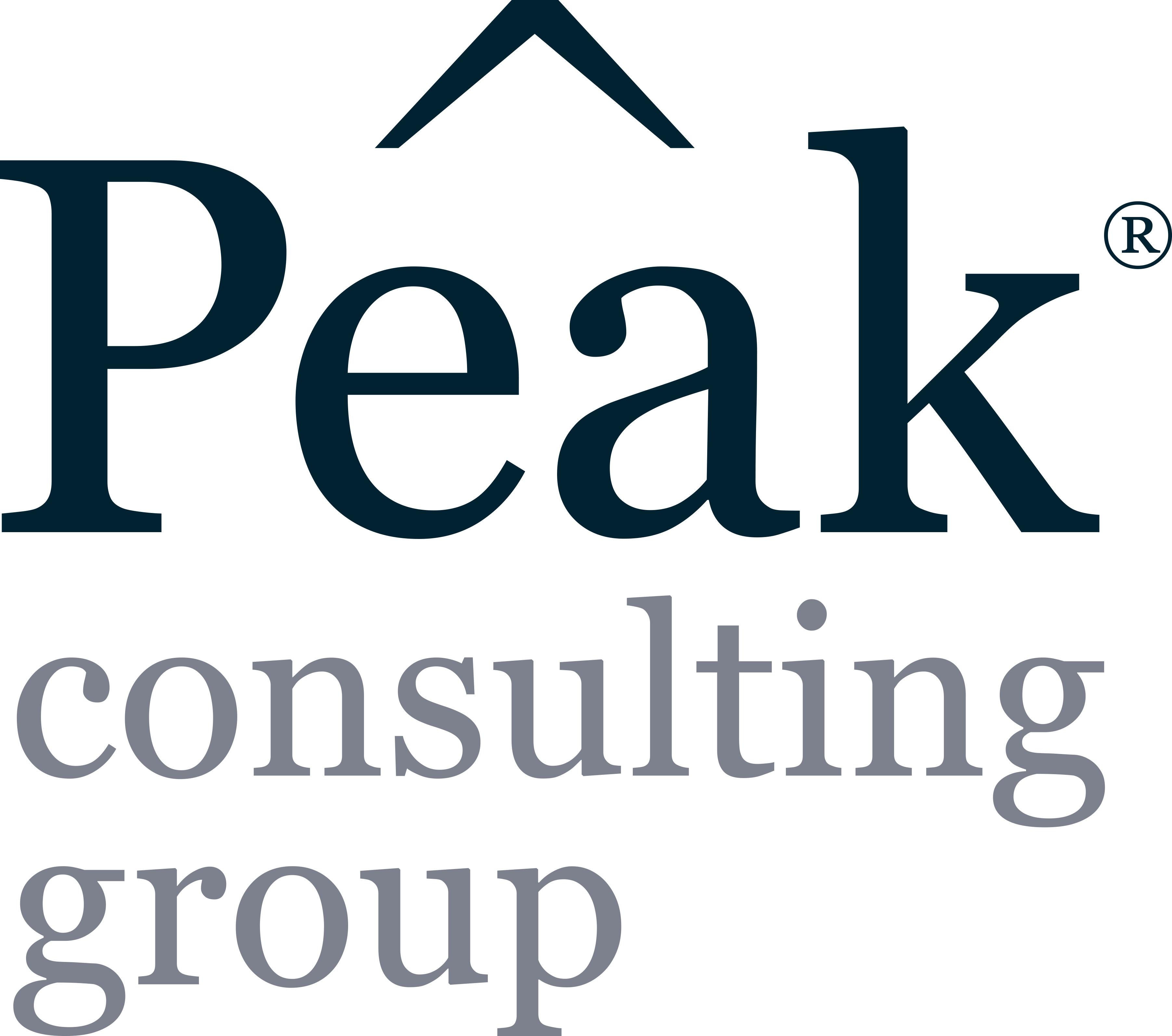 Peak Consulting Group  - Logo